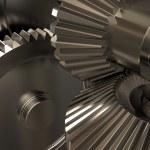 Metal gears — Stock Photo #43580245