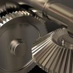 Metal gears — Stock Photo #43580301