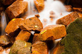 Rusty stones — Stock Photo