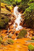 Rusty waterfall — Stock Photo