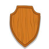 Trophy nameplate — Stock Vector