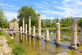 Aphrodisias agora — Stock Photo
