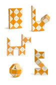 Rubik's Twist — ストック写真