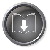 Ebook — Stock Vector
