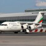 Bulgaria Air — Foto Stock