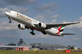 Emirates Airlines — Stock Photo