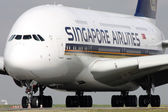 Singapore Airlines — Stock Photo
