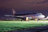 Czech goverment's aircraft — Stock Photo