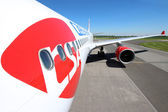 Czech Airlines — Foto Stock