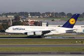 Lufthansa — Stock Photo