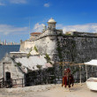 Stock Photo: El Morro fortress