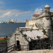 El Morro fortress — Stock Photo