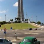 Jose Martin memorial monument — Stock Photo