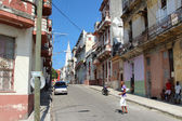 Havana street — Stock Photo
