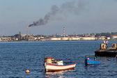 Barcos de pesca — Foto de Stock