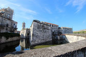 Castle in Havana — Stock Photo