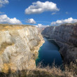 Quarry Big America — Stock Photo