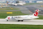 Czech Airlines — Stock Photo