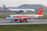 EasyJet Airline — Stock Photo