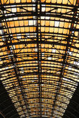 Glass roof — Stock Photo