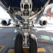 Landing gear — Stock Photo #44732021