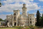 赫卢博卡城堡 — 图库照片