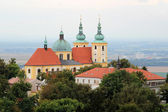 Holy Hill in Olomouc — Stock Photo