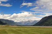Summer Alps — Foto Stock