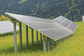 Solenergi — Stockfoto