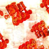 Gear steampunk — Stock Photo