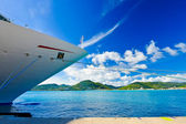 Saint Maarten Island — Stock Photo