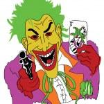 Joker — Stock Vector