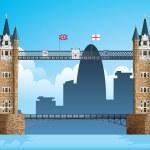 London Tower Bridge — Stock Photo #50535593