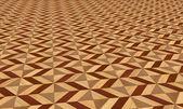 Textuur van houten vloer — Stockfoto