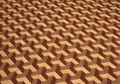 Texture of wooden floor — Stock Photo