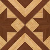 Seamless parquet texture — Stock Photo