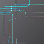 Abstract technical hitech grunge background — Vetorial Stock