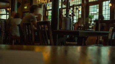 English Pub — Stock Video