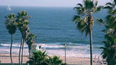Venice Beach - Los Angeles — Stock Video