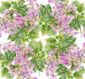 Kwiaty w tle — Zdjęcie stockowe