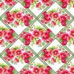 Vintage mallows seamless pattern — Stock fotografie