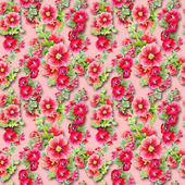 Mallows seamless pattern — Foto Stock