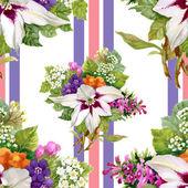 Floral pattern — Stockfoto