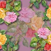 Modello rose — Foto Stock