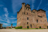 Castle Fossano, — Stock Photo