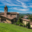 Stock Photo: Church in province of Cuneo