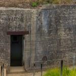 Old broken German bunkers of Atlantic Wall on Pointe-Du-Hoc. Wes — Stock Photo #47228051