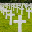 American Military Cemetery, Omaha Beach, Colleville-sur-Mer — Stock Photo #47228111