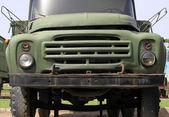 Militära fordon — Stockfoto