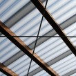 Stock Photo: Roof-beam